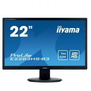 "iiyama 22"" E2283HS-B3"