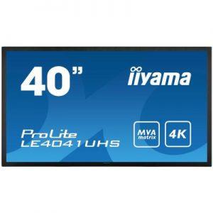 """iiyama 40"""" LE4041UHS-B1 LED Display"""