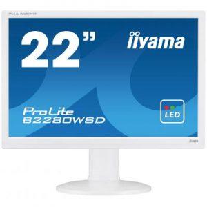 "iiyama 22"" B2280WSD Full HD LED/TFT Monitor"