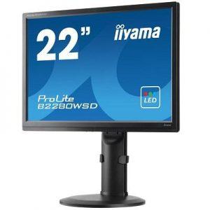 iiyama 22'' E2280WSD-B1 LED/TFT Monitor