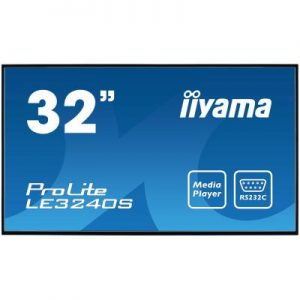 "iiyama 32"" LE3240S-B1 LED Display"