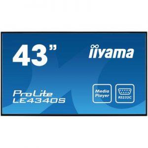 "iiyama 43"" LE4340S-B1 LED Display"