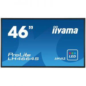 """iiyama 46"""" LH4664S-B LED Display"""