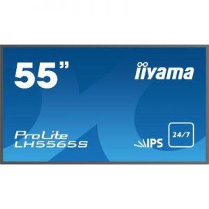 """iiyama 55"""" LH5565S-B1 LED Display"""